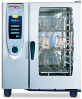 Пароконвектомат Rational SCC 101 G SelfCooking Center (Рациональ)